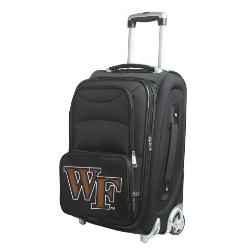 """Wake Forest Demon Deacons 21"""" Carry-On Luggage"""