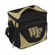 Wake Forest Demon Deacons 24 Can Cooler