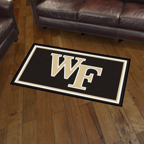 Wake Forest Demon Deacons 3' x 5' Area Rug