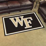Wake Forest Demon Deacons 4' x 6' Area Rug