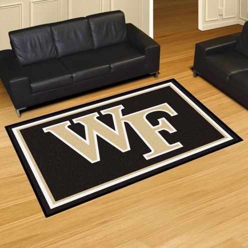 Wake Forest Demon Deacons 5' x 8' Area Rug