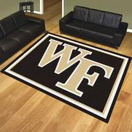 Wake Forest Demon Deacons 8' x 10' Area Rug