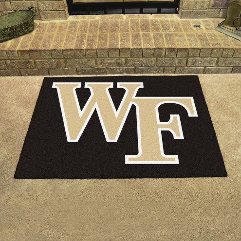 Wake Forest Demon Deacons All-Star Mat