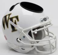 Wake Forest Demon Deacons Alternate 1 Schutt Football Helmet Desk Caddy