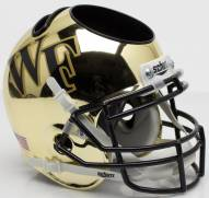 Wake Forest Demon Deacons Alternate 2 Schutt Football Helmet Desk Caddy