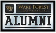 Wake Forest Demon Deacons Alumni Mirror
