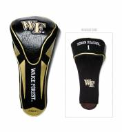 Wake Forest Demon Deacons Apex Golf Driver Headcover