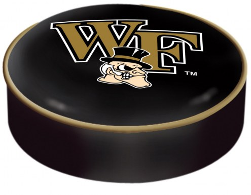 Wake Forest Demon Deacons Bar Stool Seat Cover