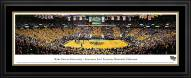 Wake Forest Demon Deacons Basketball Deluxe Framed Panorama