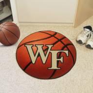 Wake Forest Demon Deacons Basketball Mat
