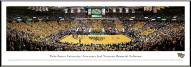 Wake Forest Demon Deacons Basketball Standard Framed Panorama