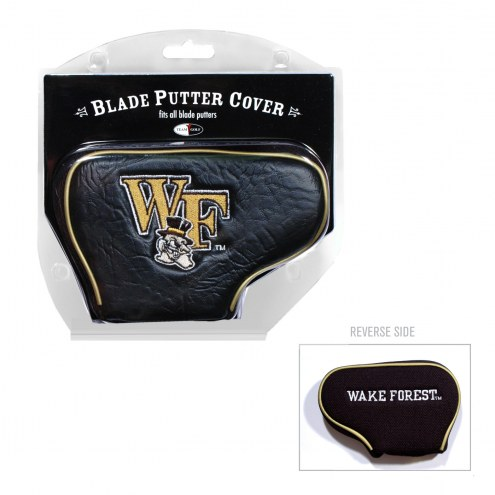 Wake Forest Demon Deacons Blade Putter Headcover