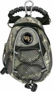 Wake Forest Demon Deacons Camo Mini Day Pack