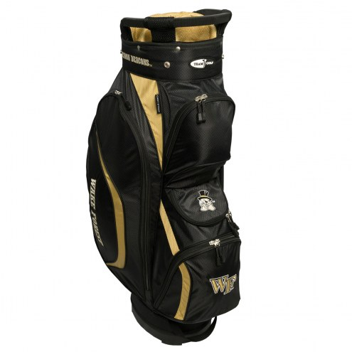 Wake Forest Demon Deacons Clubhouse Golf Cart Bag