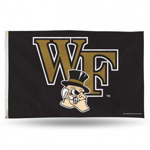 Wake Forest Demon Deacons College 3' x 5' Banner Flag