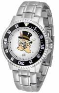 Wake Forest Demon Deacons Competitor Steel Men's Watch