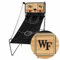 Wake Forest Demon Deacons Double Shootout Basketball Game