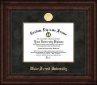 Wake Forest Demon Deacons Executive Diploma Frame