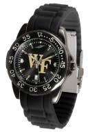 Wake Forest Demon Deacons Fantom Sport Silicone Men's Watch