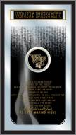 Wake Forest Demon Deacons Fight Song Mirror