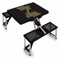 Wake Forest Demon Deacons Folding Picnic Table