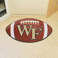 Wake Forest Demon Deacons Football Floor Mat
