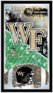 Wake Forest Demon Deacons Football Mirror
