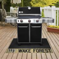 Wake Forest Demon Deacons Grill Mat