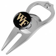 Wake Forest Demon Deacons Hat Trick Golf Divot Tool