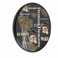 Wake Forest Demon Deacons Digitally Printed Wood Sign