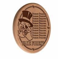 Wake Forest Demon Deacons Laser Engraved Wood Sign