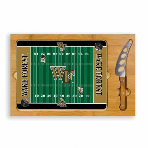 Wake Forest Demon Deacons Icon Cutting Board
