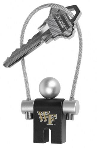 Wake Forest Demon Deacons Jumper Keychain
