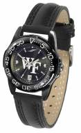 Wake Forest Demon Deacons Ladies Fantom Bandit Watch