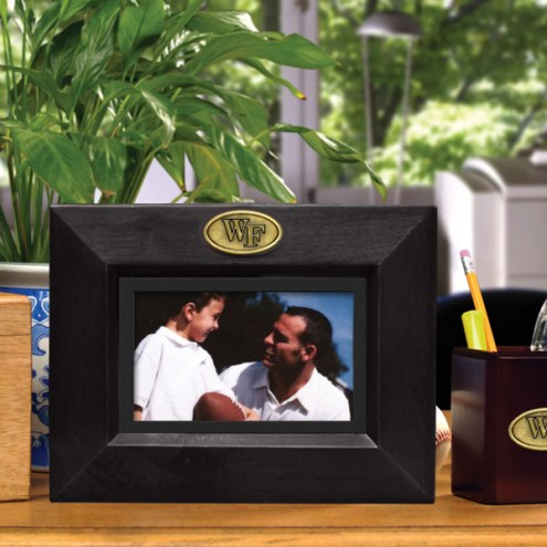 Wake Forest Demon Deacons Landscape Picture Frame