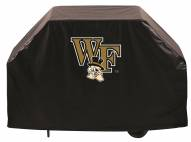 Wake Forest Demon Deacons Logo Grill Cover