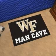 Wake Forest Demon Deacons Man Cave Starter Mat