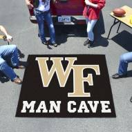 Wake Forest Demon Deacons Man Cave Tailgate Mat
