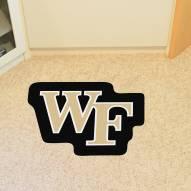 Wake Forest Demon Deacons Mascot Mat