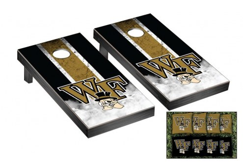 Wake Forest Demon Deacons Mini Cornhole Set