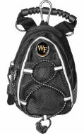 Wake Forest Demon Deacons Mini Day Pack