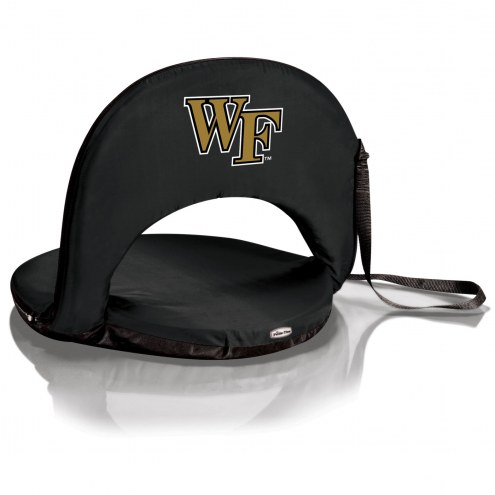 Wake Forest Demon Deacons Oniva Beach Chair