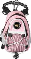 Wake Forest Demon Deacons Pink Mini Day Pack