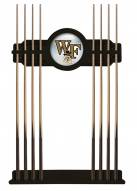 Wake Forest Demon Deacons Pool Cue Rack
