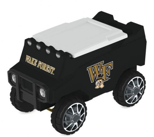 Wake Forest Demon Deacons Remote Control Rover Cooler