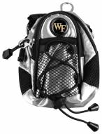 Wake Forest Demon Deacons Silver Mini Day Pack