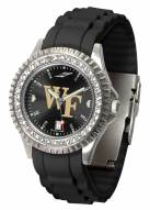 Wake Forest Demon Deacons Sparkle Women's Watch