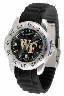Wake Forest Demon Deacons Sport Silicone Men's Watch