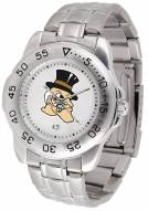 Wake Forest Demon Deacons Sport Steel Men's Watch