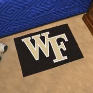 Wake Forest Demon Deacons Starter Rug